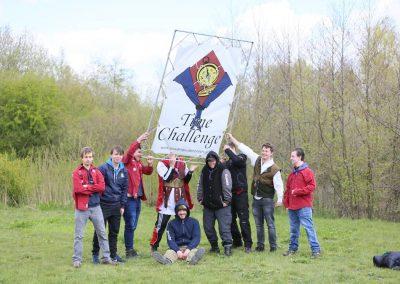 Explorers time challenge