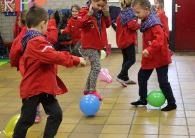 Bevers ballon spel#2